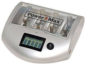 Caricabatterie parlante Powermax