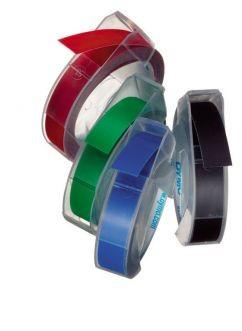 Nastro per etichettatrice Dymo colorato 9mm