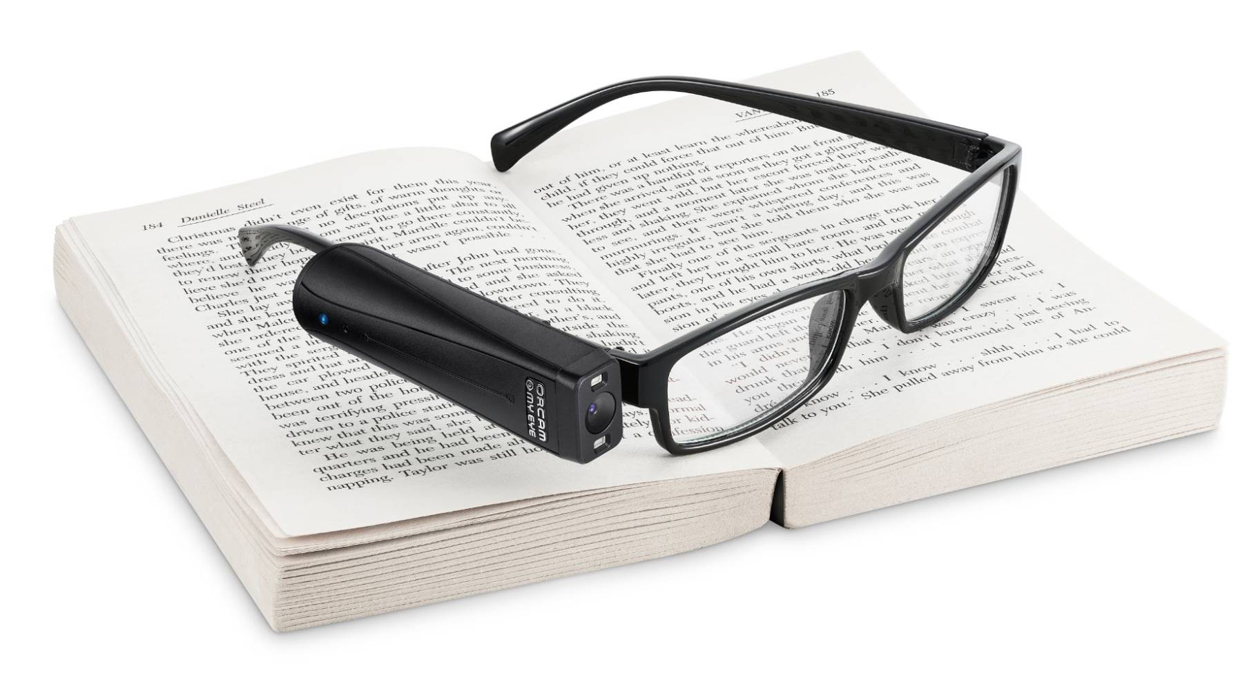 Orcam My Reader 2.0