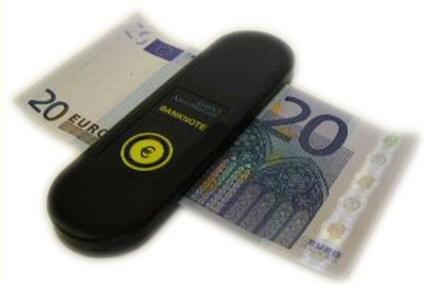 Riconoscitore di banconote a vibrazione Money Detector