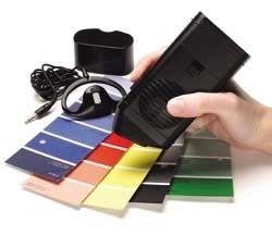 Riconoscitore di colori parlante
