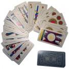 Carte da gioco italiane in braille - Piacentine