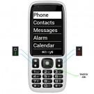 Minivision Lite Easy: un nuovo cellulare parlante, semplice da usare, con comandi vocali e tastiera tattile